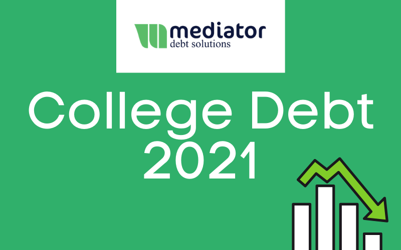 MDS Cover Blog, College Debt 2021